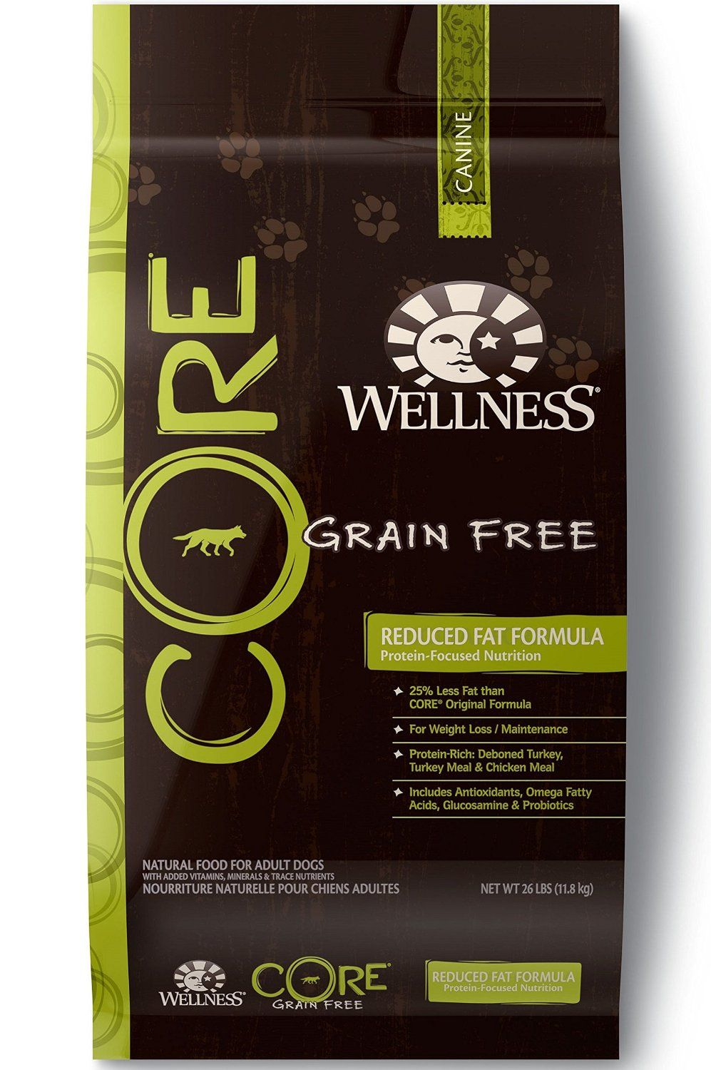 1 Wellness Core Natural Grain Free Dry Dog Food Http Amzn To