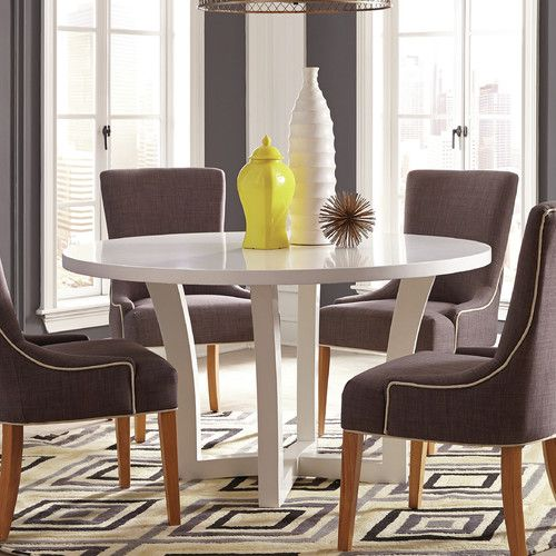 Dining Room Table Pads Reviews Gorgeous Found It At Wayfair  Caprice Dining Table  Kitchen Table 2018