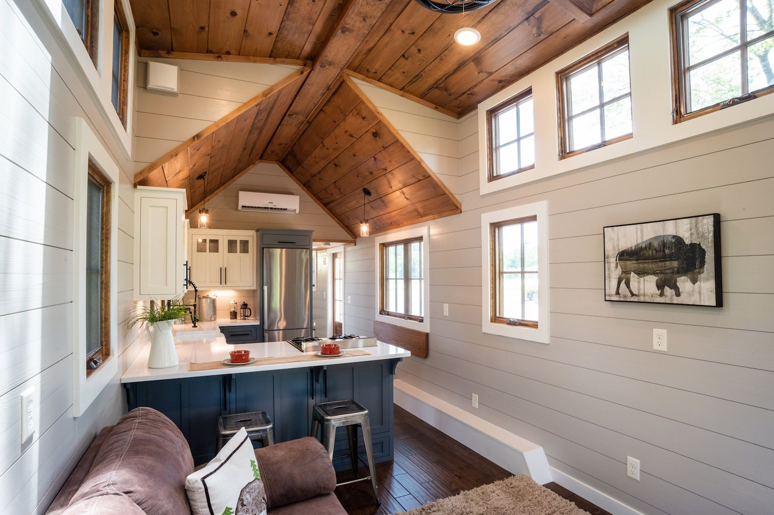 42ft Denali Xl Tiny House By Timbercraft Tiny Homes 003