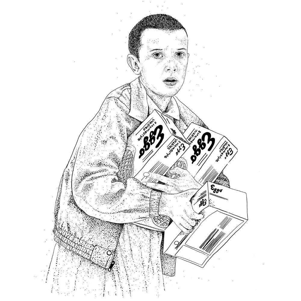Bianca Seiser On Behance Sketches Behance Illustration