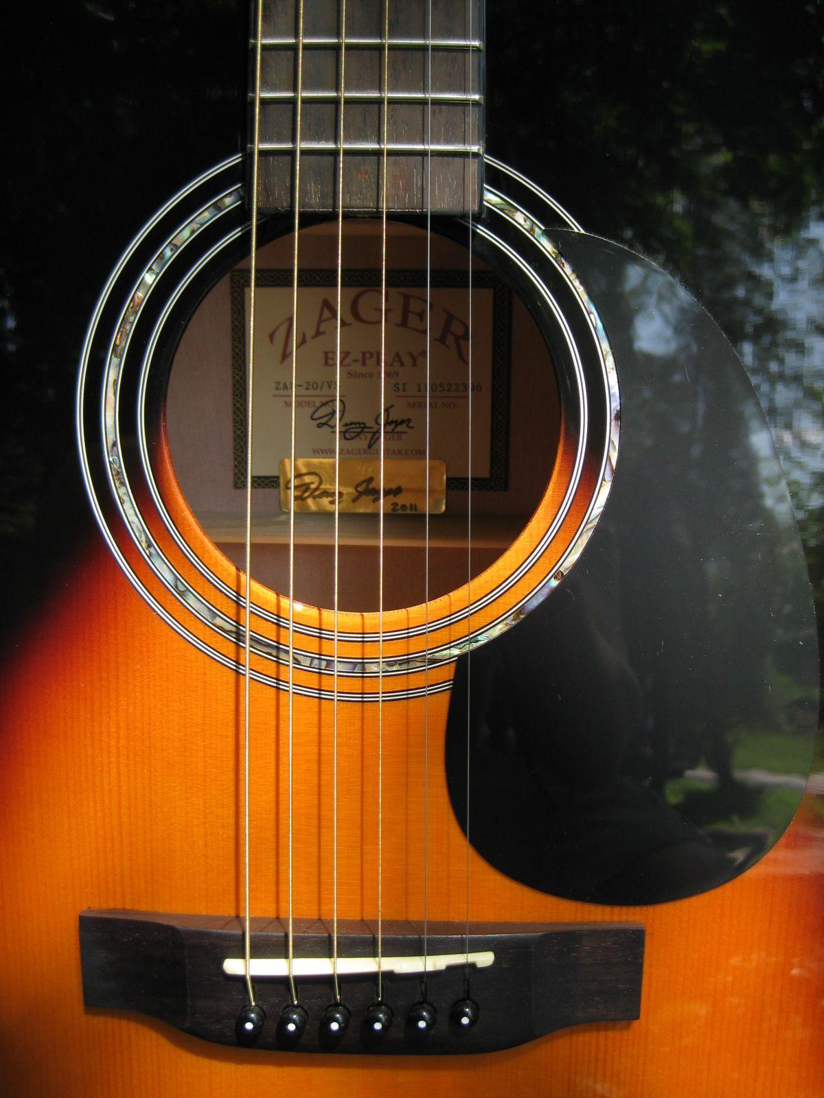 Acoustic Guitar Acoustic Guitar Testimonials Zager Custom Guitars Custom Guitars Handmade Guitar Guitar