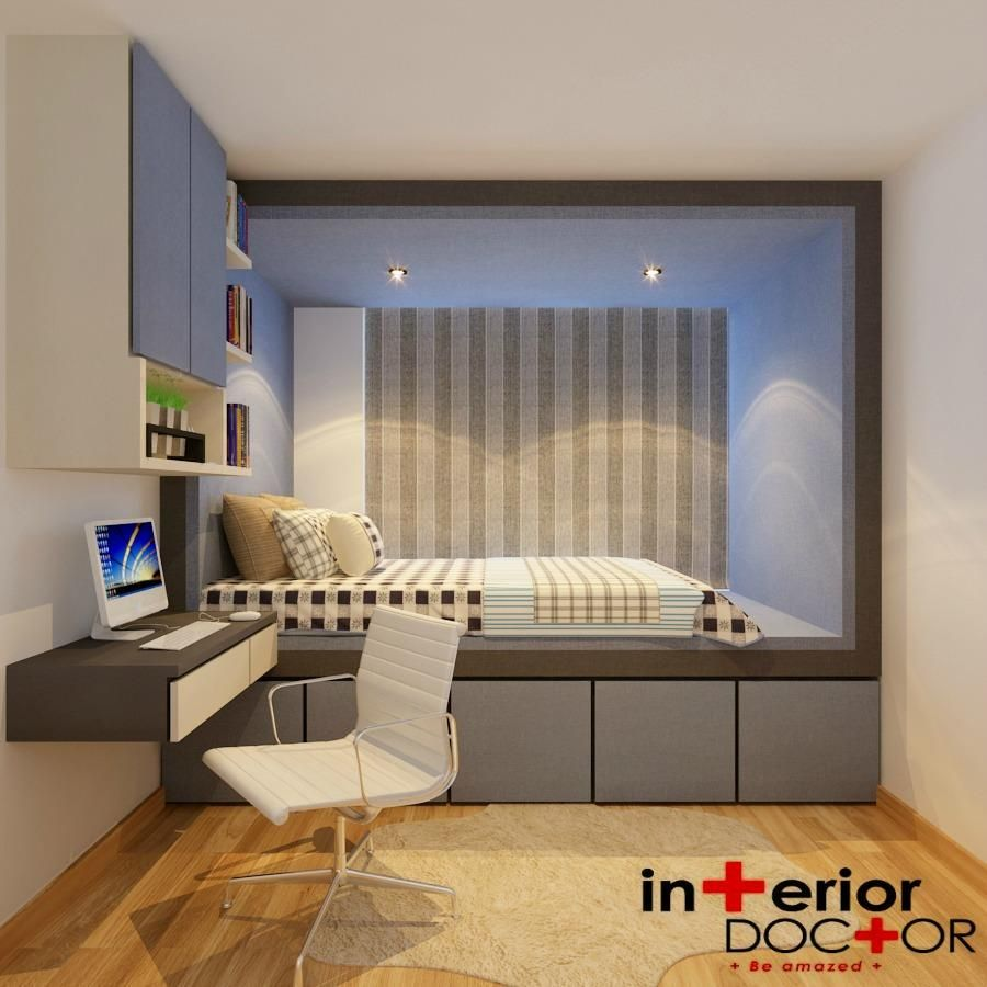 Platform Bed Bedroom Singapore
