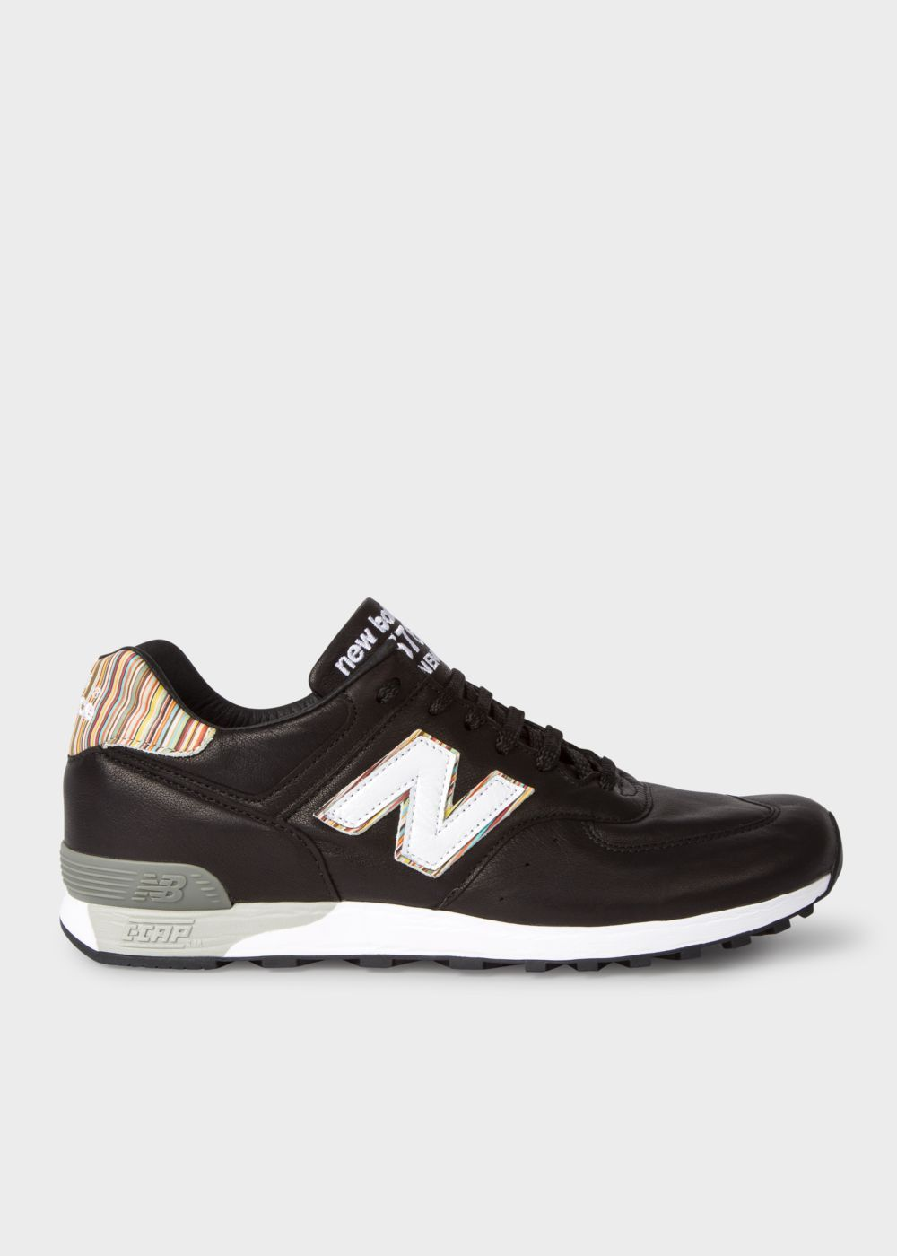 new balance trainers mens leather