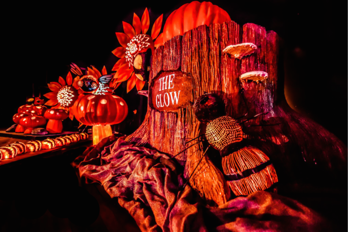 Walk Through A Village Of Over 5,000 Glowing Pumpkins At