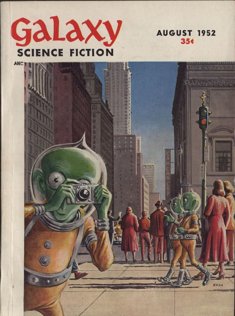 August 1953, Stories from Galaxy Science Fiction Magazine