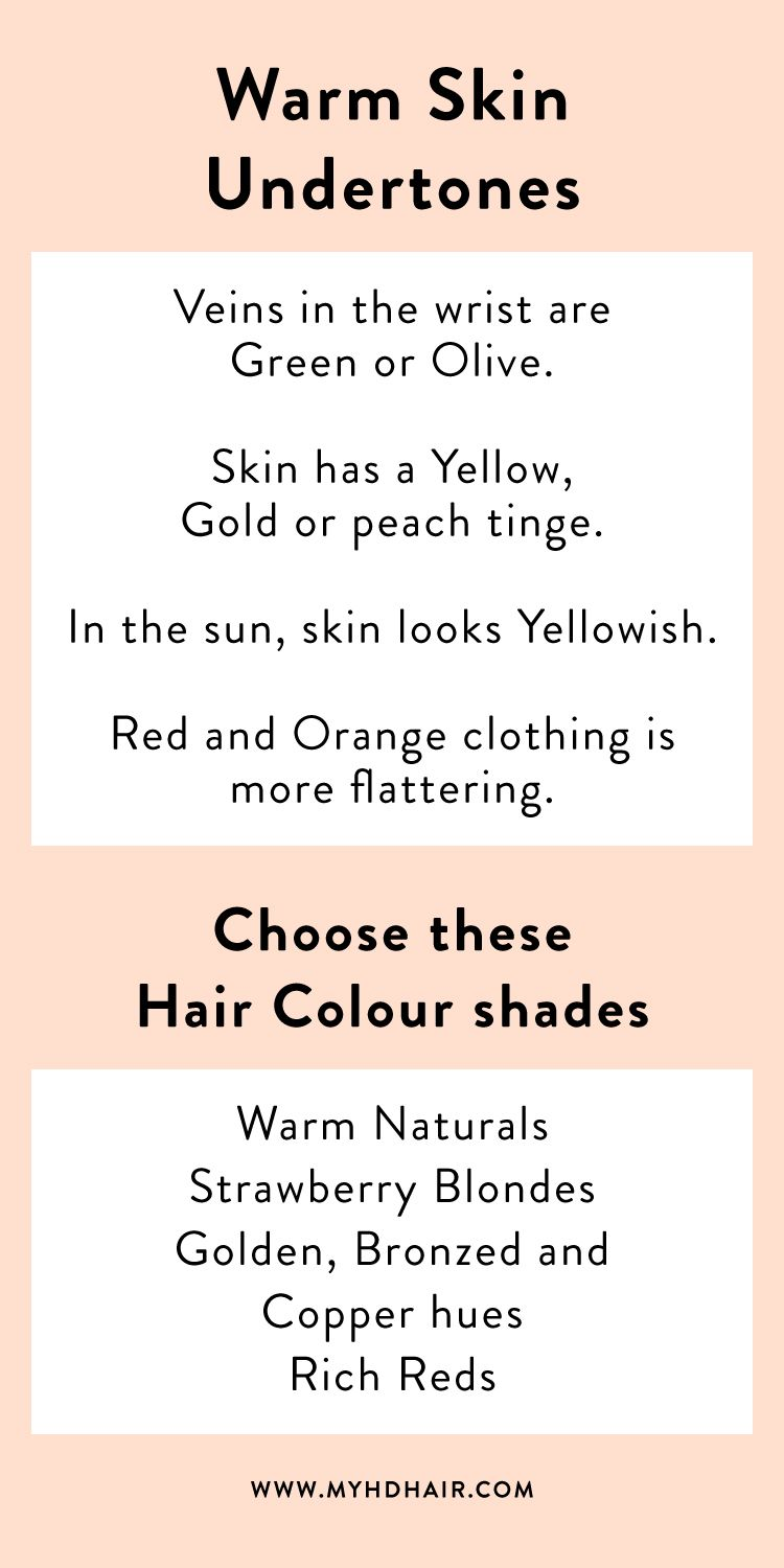 How To Choose The Right Hair Colour For Your Skin Tone Education