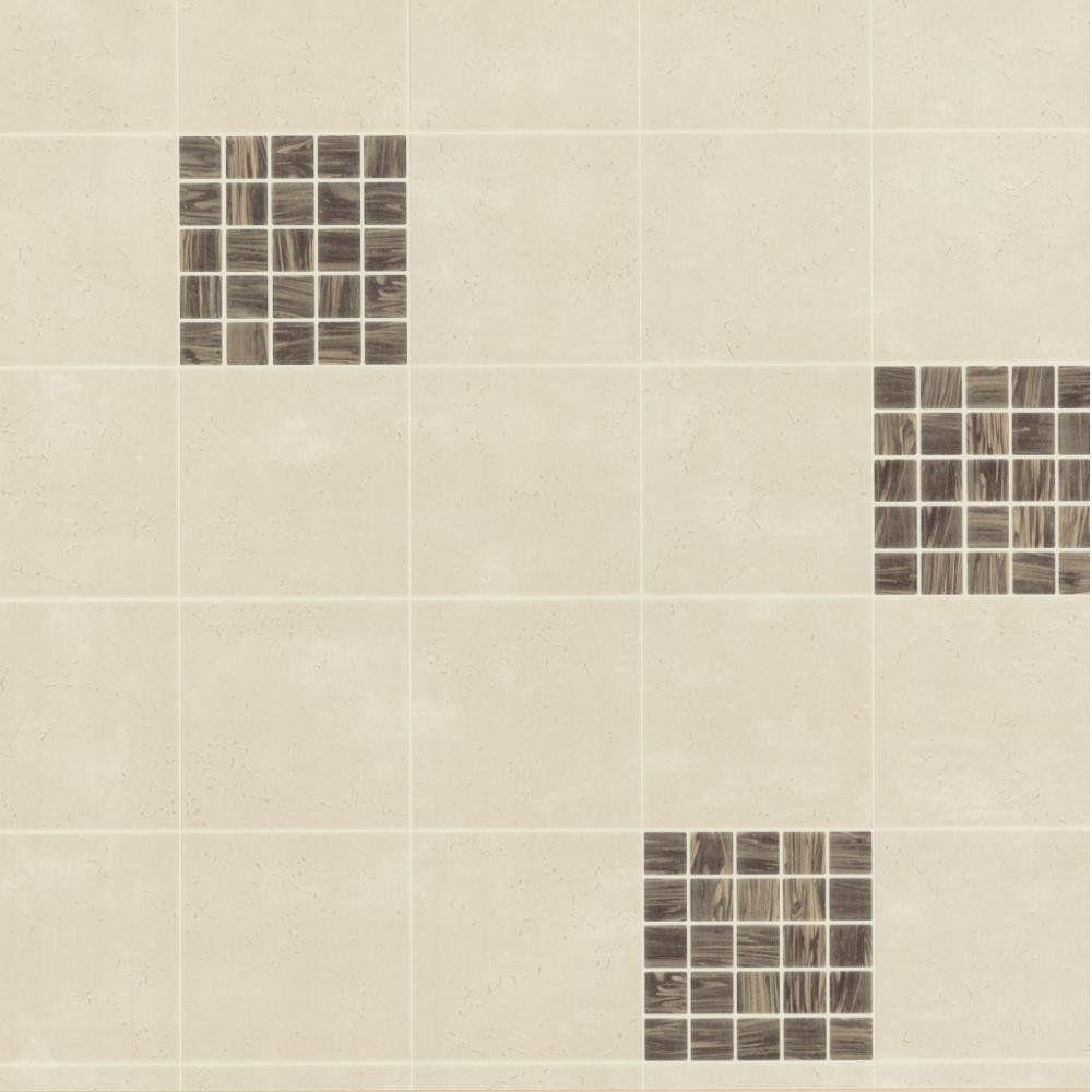 Tile Effect Kitchen Wallpaper | Shapeyourminds.com