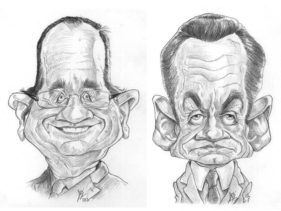 Assez Sarko & Flamby | REF* caricatures | Pinterest GC48