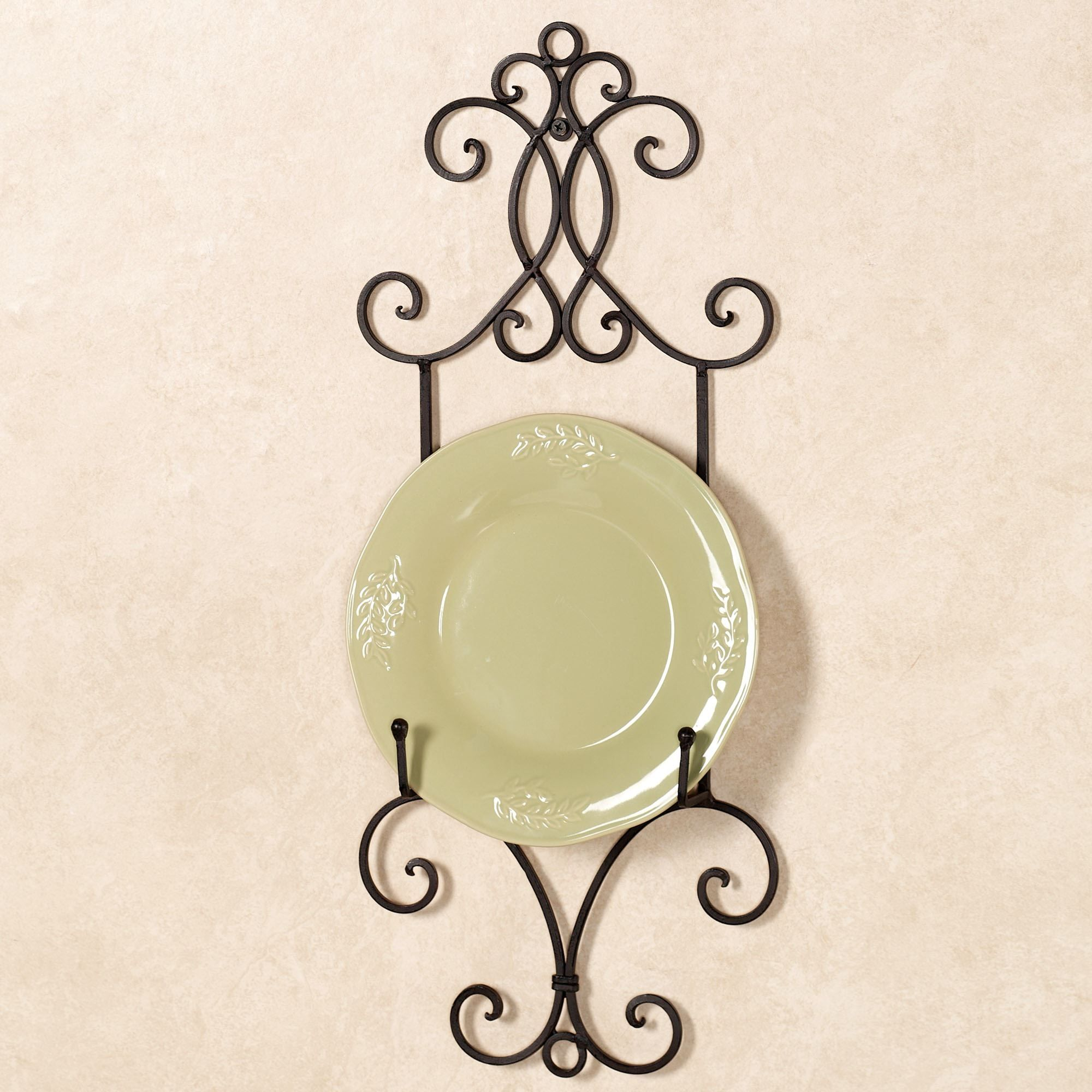 Kitchen Wall Plate Hanger | http://yonkou-tei.net | Pinterest ...