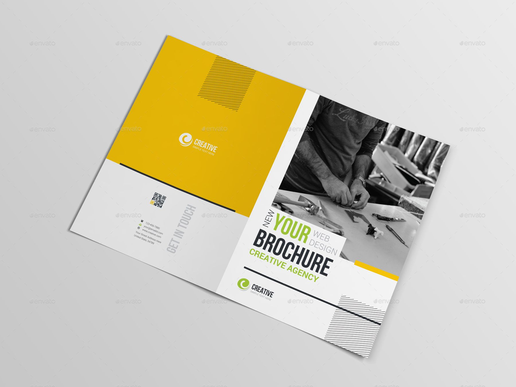 Bi Fold Brochure Template Bi Fold Brochure Business Plan