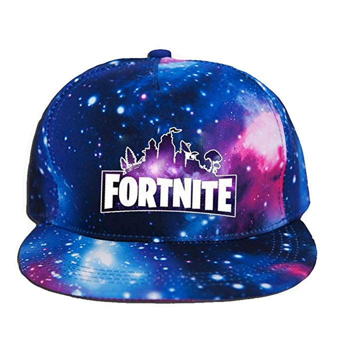 184d6c45fd686 Amazon.com  Fortnite Fashion Starry Sky Baseball Cap Hat Women Men ...