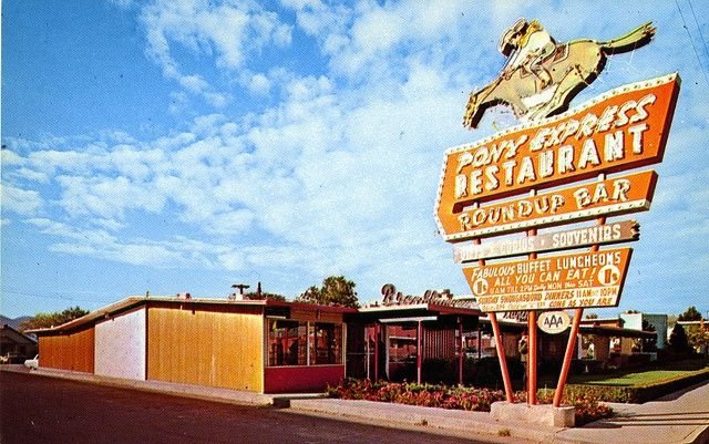 Cortez Colorado Pony Express Restaurant Co My Home