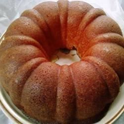 Sour cream cream cheese pound cake recipe
