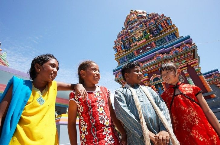 인도인이 40% 이상, 피지에서 인도 - 아담 in 피지 adam in Fiji