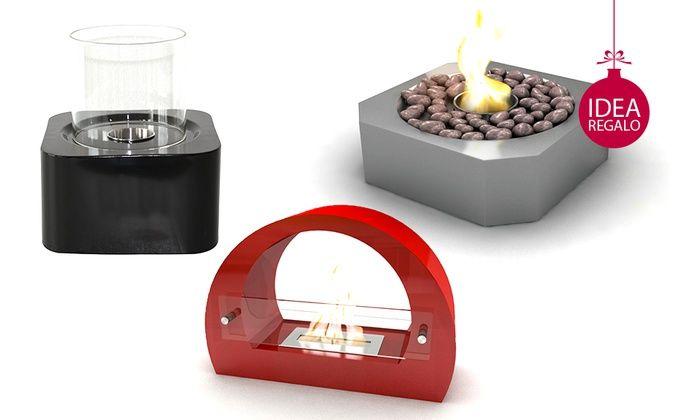 Oggetti Da Ufficio : Oggetti di design in casa e in ufficio biocamini da tavolo e