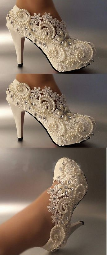 May you like for Comfortable Wedding Shoes For Bride, Comfortable ...