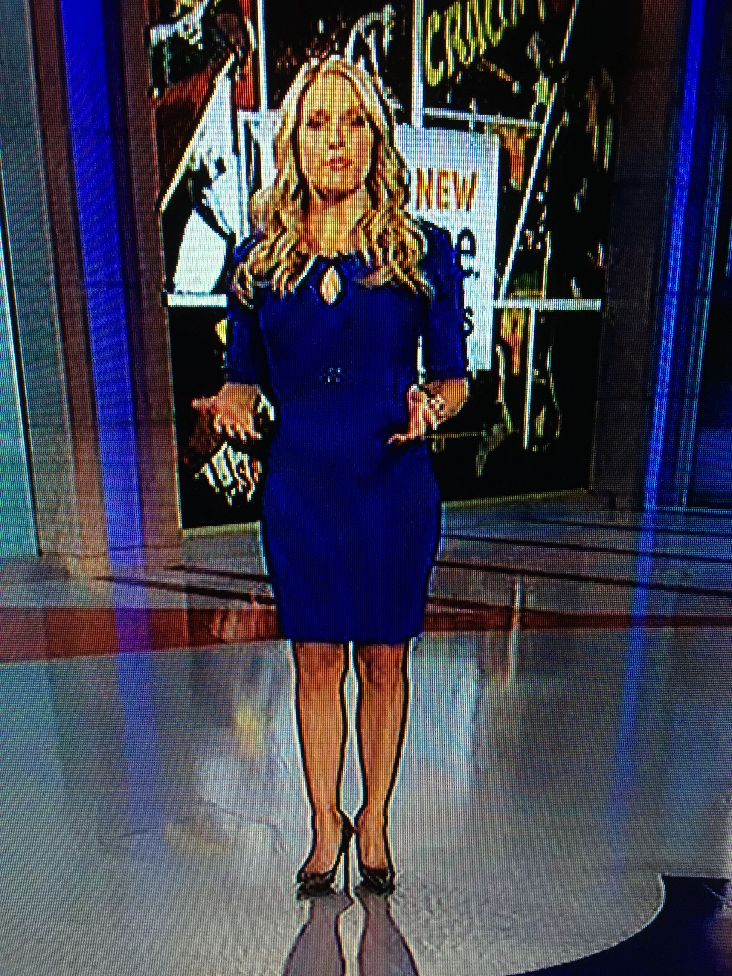 Heidi Watney On The Mlb Network Female News And Sports Reporters