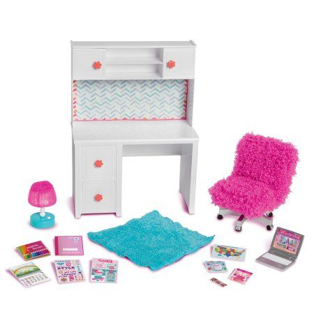 Excellent Buy My Life As Desk Set At Walmart Com My Life Doll Ocoug Best Dining Table And Chair Ideas Images Ocougorg