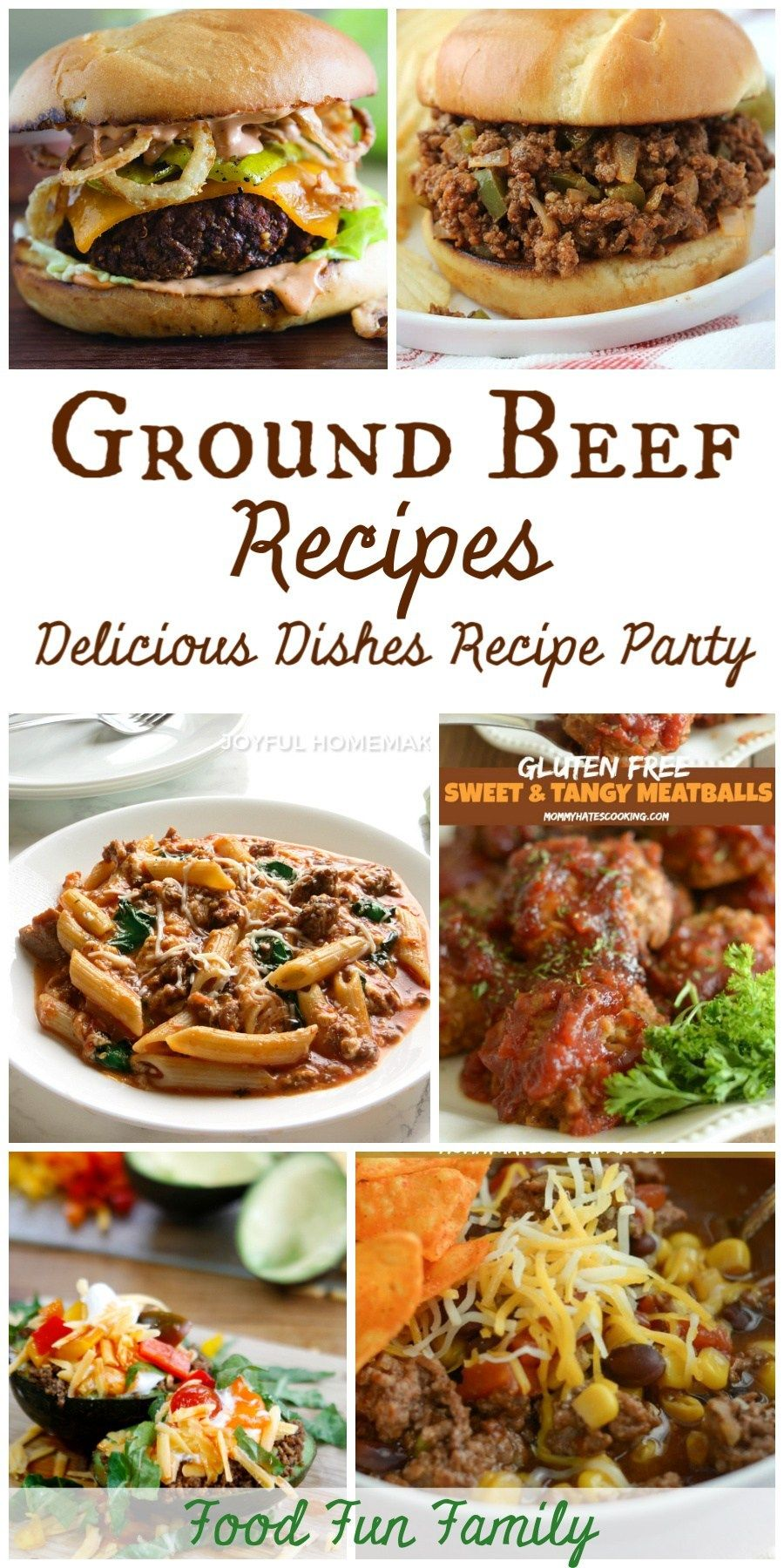 Family Favorite Ground Beef Recipes Delicious Dishes Recipe