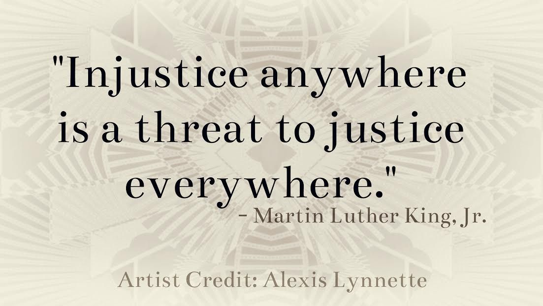 Injustice Anywhere Is A Threat To Justice Everywhere Martin Luther King Jr Quotes Historical Quotes Beautiful Quotes Martin Luther King Jr Quotes