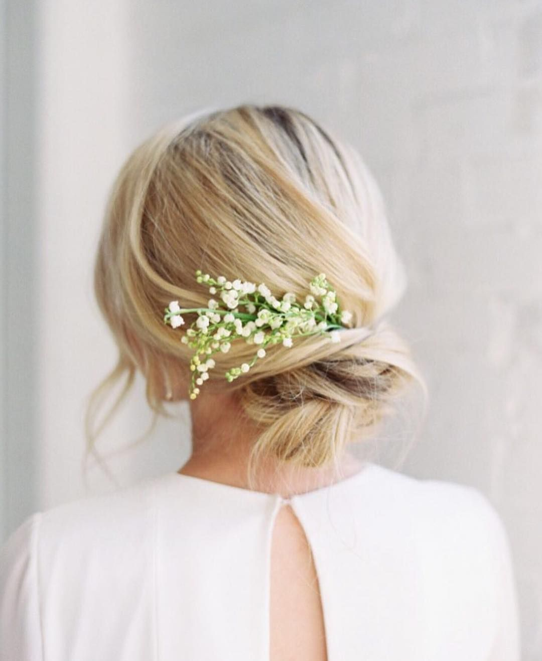 Wedding Hairstyles Instagram: Wedding Sparrow (@weddingsparrow
