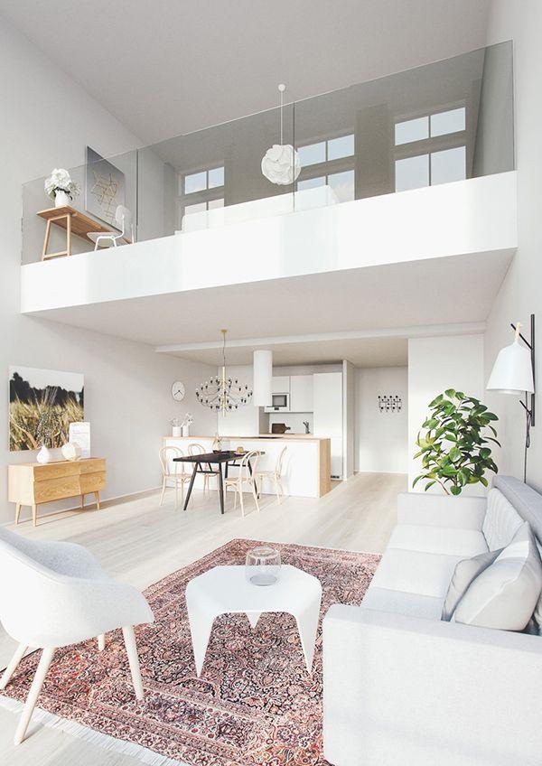 Lovely Market - News - Idées pour créer un bureau chez soi Deco - creer une maison en 3d