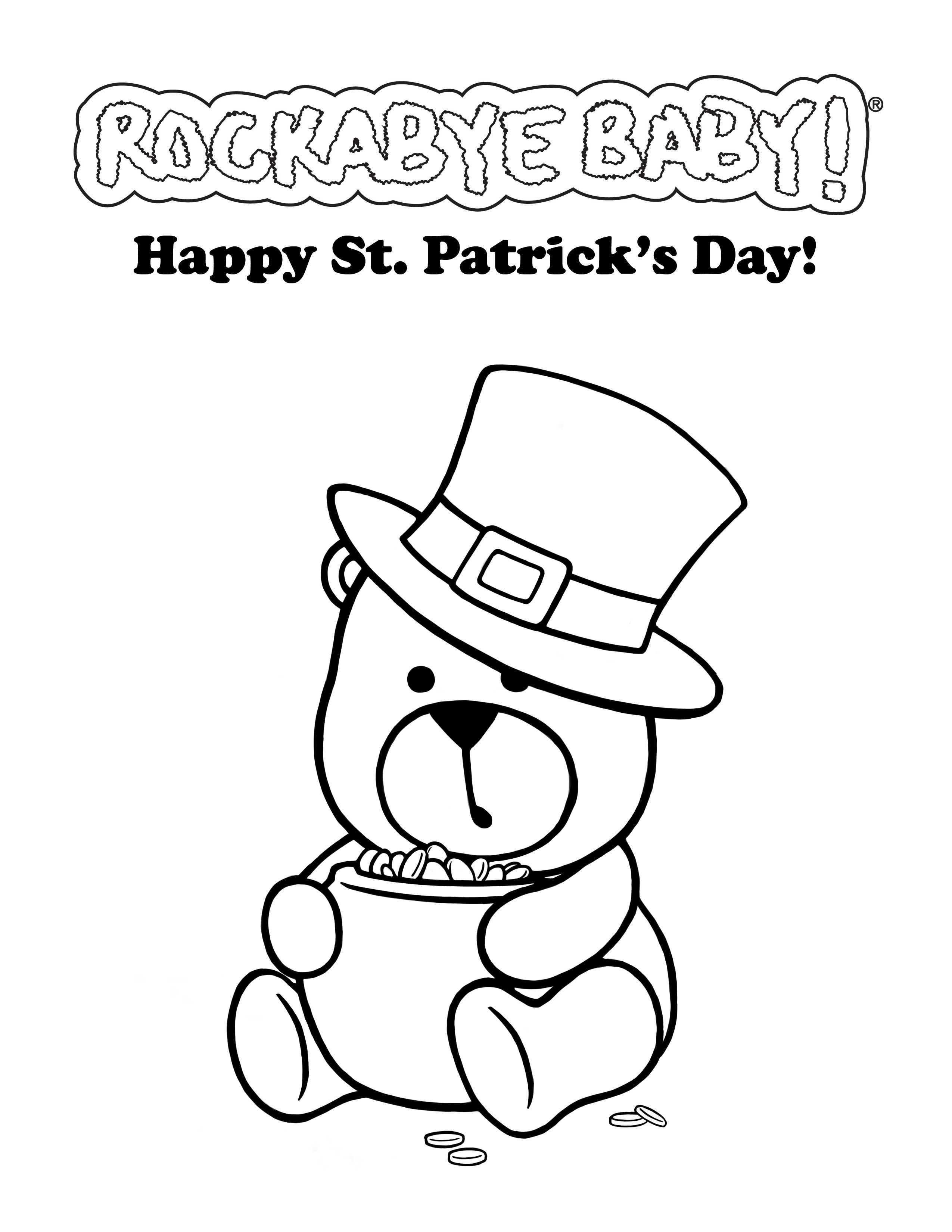33 Fresh St Patricks Day Coloring Pages