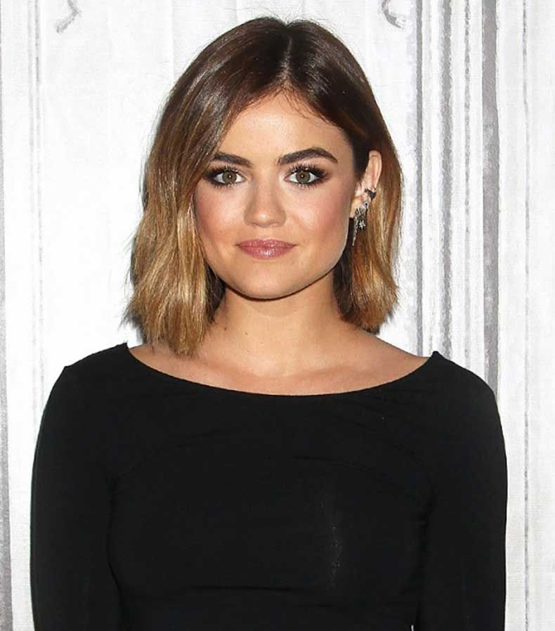Brilliant Nice 25 Unbelievable Lucy Hale Short Hair Styles Find Your Star Short Hairstyles For Black Women Fulllsitofus