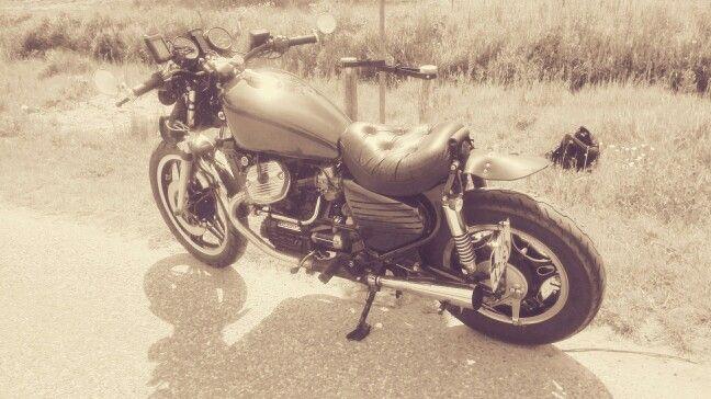 Mijn cx 500