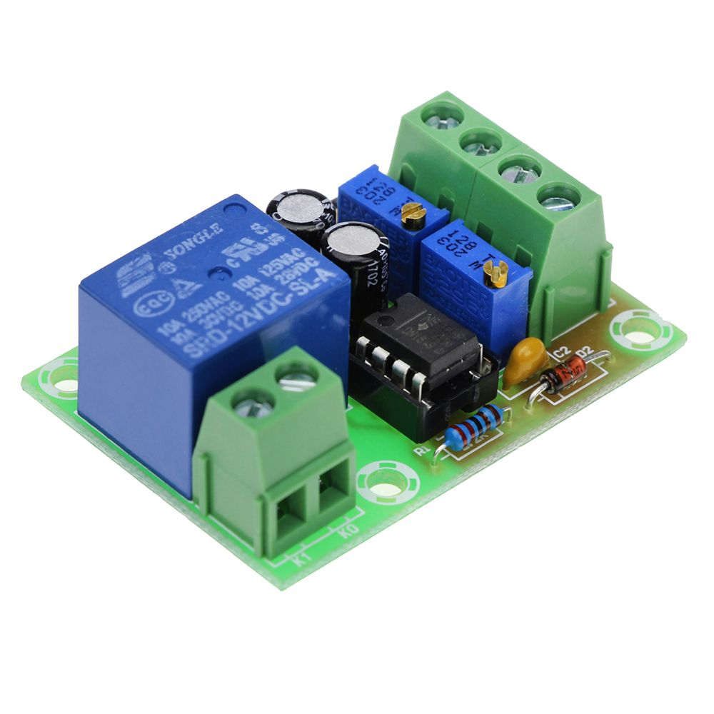 12v battery charging control board xh m601 intelligent charger power control panel automatic charging power [ 1000 x 1000 Pixel ]