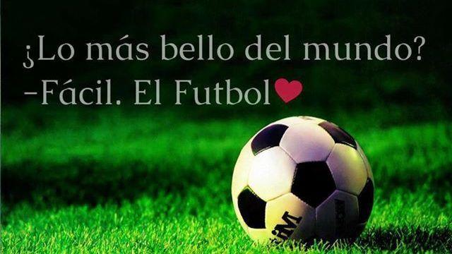 soy mujer y amo el futbol | Tumblr