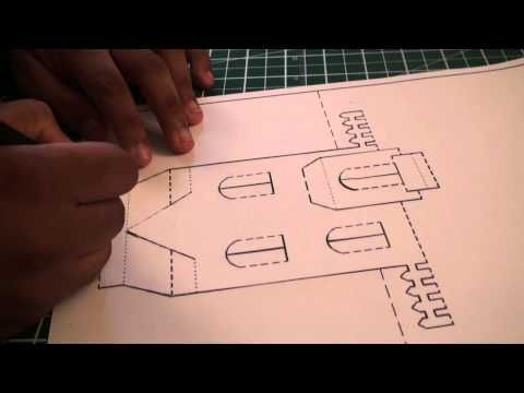 Kirigami Pop Up House Paper Craft Tcgames Hd Pop Up Card Templates Templates Printable Free Kirigami