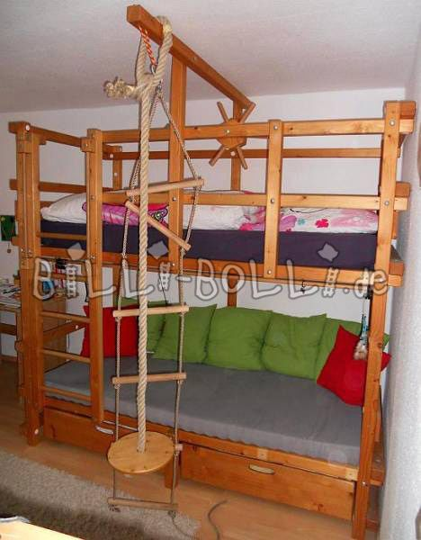 Kinderbett ikea mitwachsend  Billi Bolli bunk bed (type 210) | Kids Room Design ideas ...
