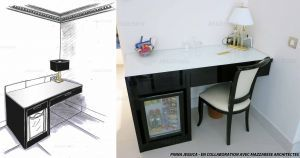 Jessica pinna ard3sign design mobilier bureau hôtel aston nice