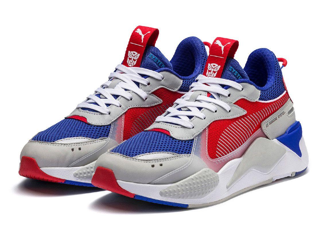Transformers Puma RS X Release Info   Mens puma shoes