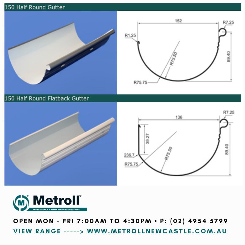 Metroll Guttering Metal Buildings Engineering Design Cladding