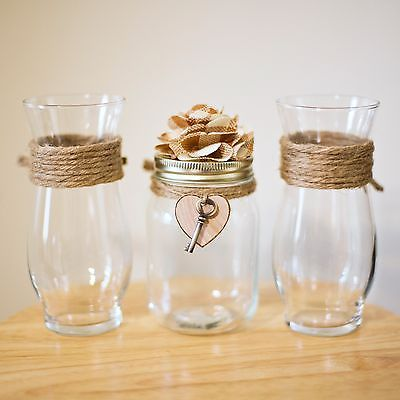 Rustic \'Key to My Heart\' Wedding Unity Sand Ceremony Set Country ...