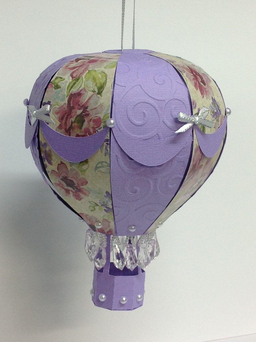 By Farr Studio Air balloon, Balloon template