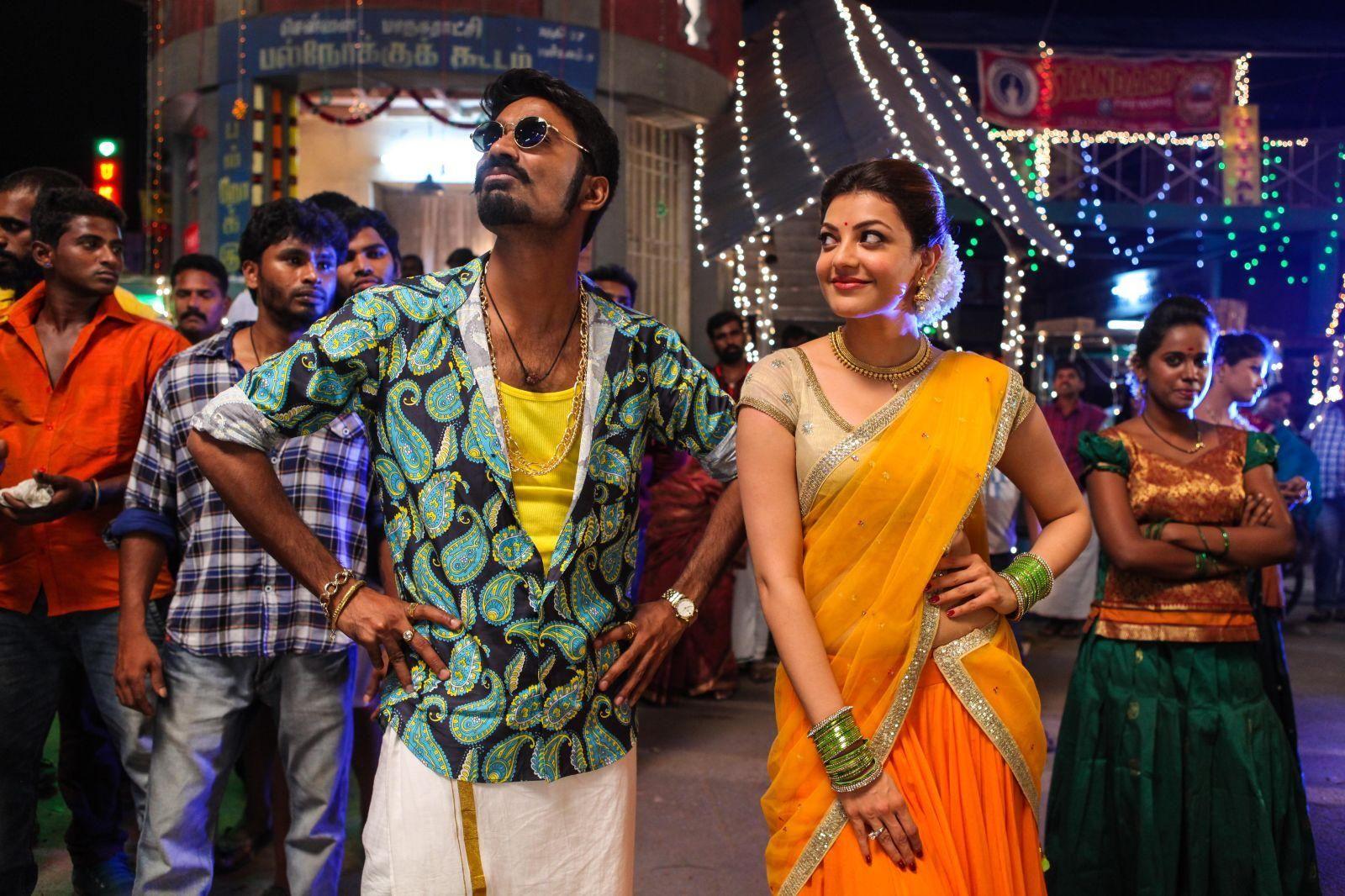Download The Maari Tamil Movie Latest Stils Hd Image Gallery Maari Movie Starring Dhanush Kajal Aggarwal In The Lead Ro With Images Tamil Movies Movies Movie Wallpapers