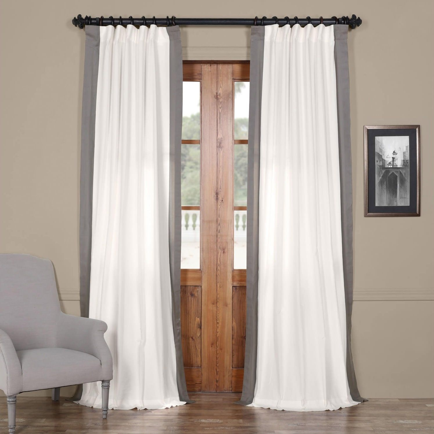 gray off good ideas drapes bathroom treatments size photos patterns com with window of for overstock full white glittering less inspirations curtains