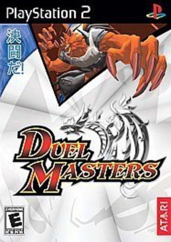 Duel Masters Playstation 2 Playstation Ps2 Games Playstation 2