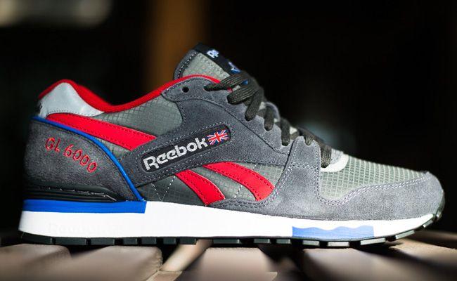 Reebok GL 6000 Patriot Pack | Sneaker magazine, Reebok