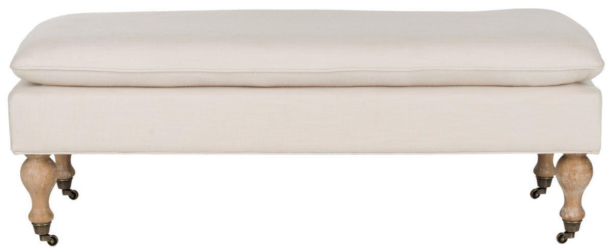 Hampton Pillowtop Bench