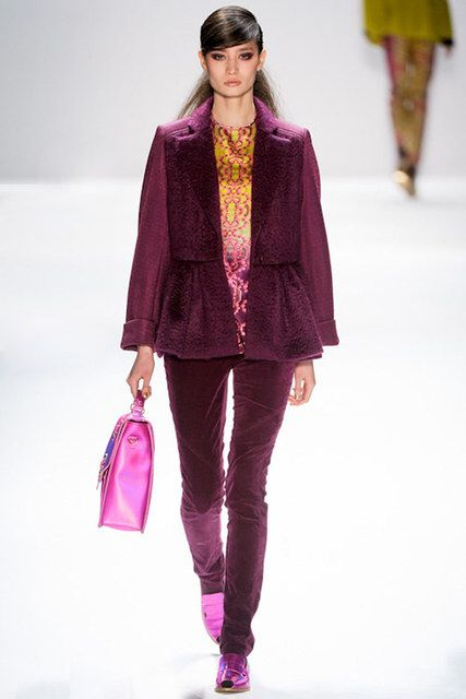 Nanette Lepore | Fall 2012 Ready-to-Wear Collection | Vogue Runway
