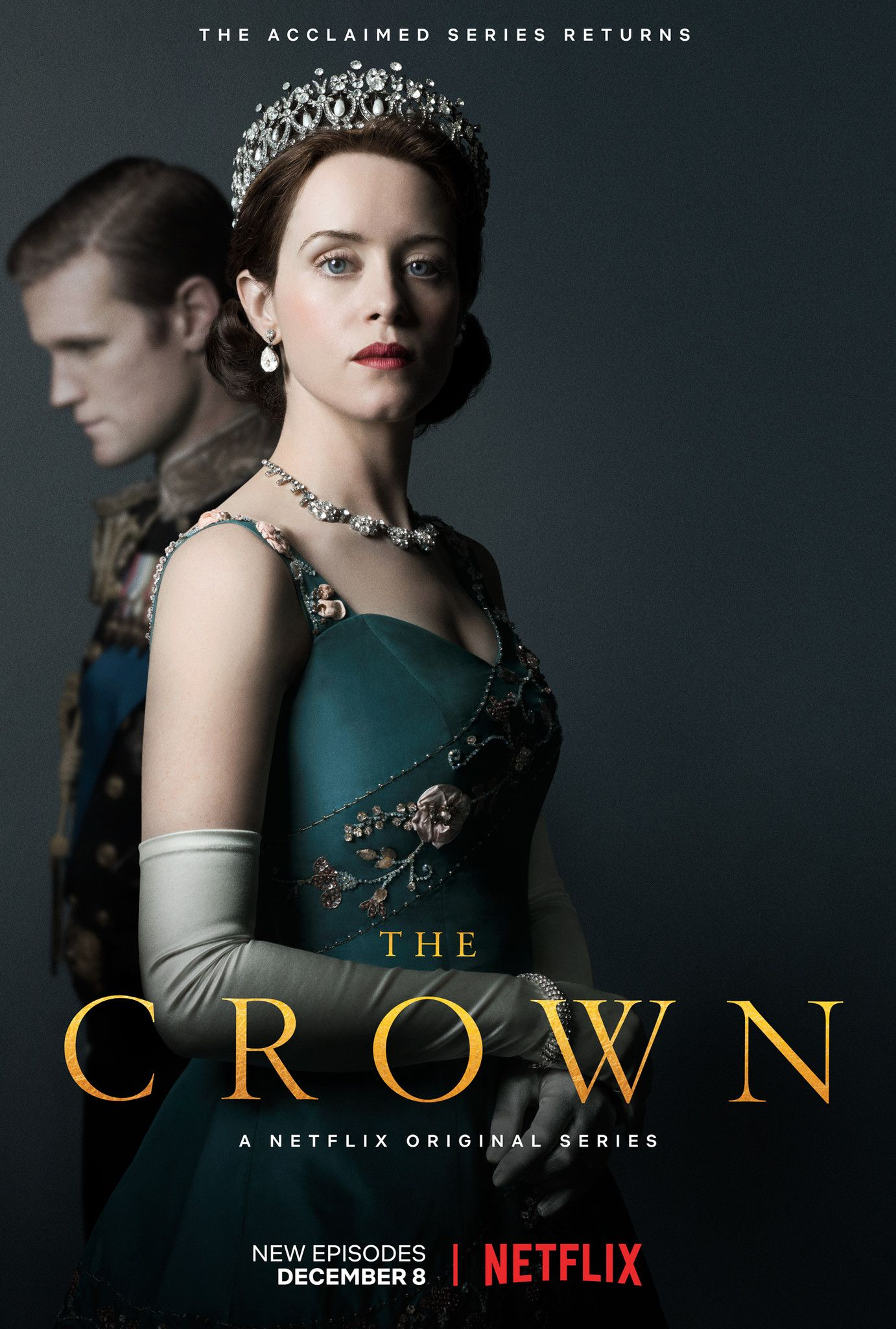 The Crown' | The crown season, Crown tv, The crown season 2