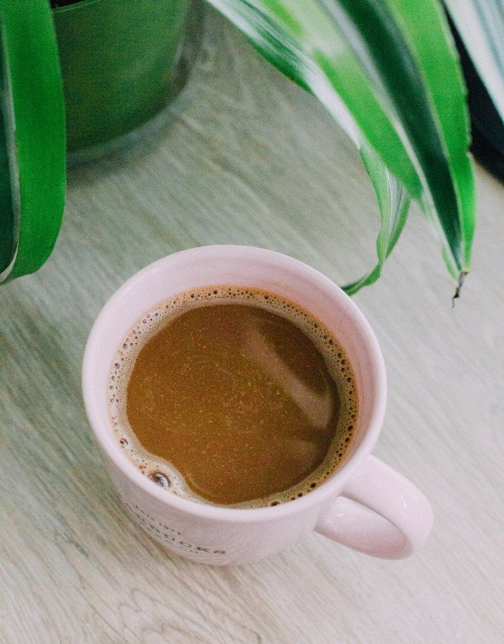 My Go-to Morning Drink – Soy Division