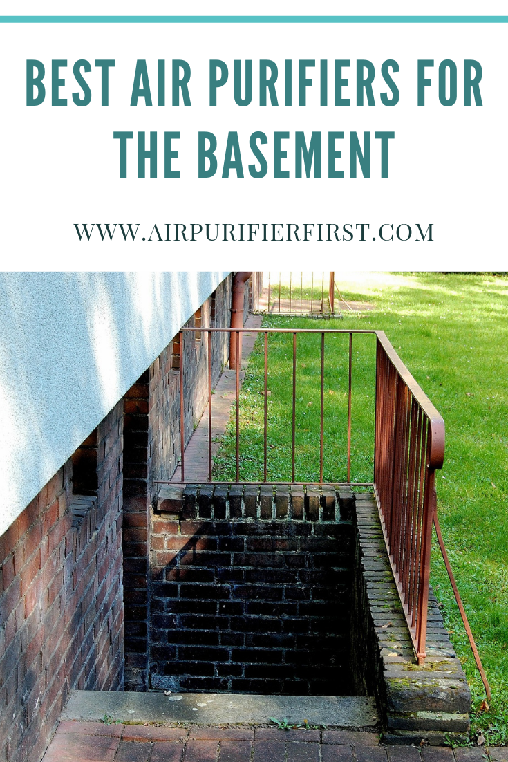 Basement air purifiers are the best solution for the