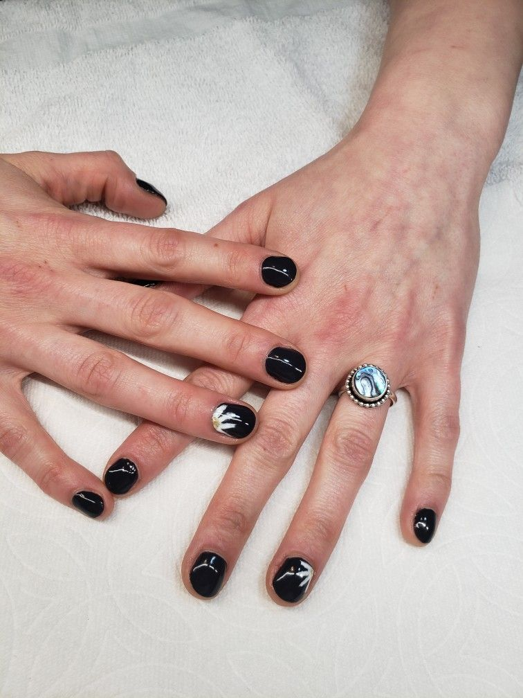 Services Spa Manicure Spring Nails Manicure