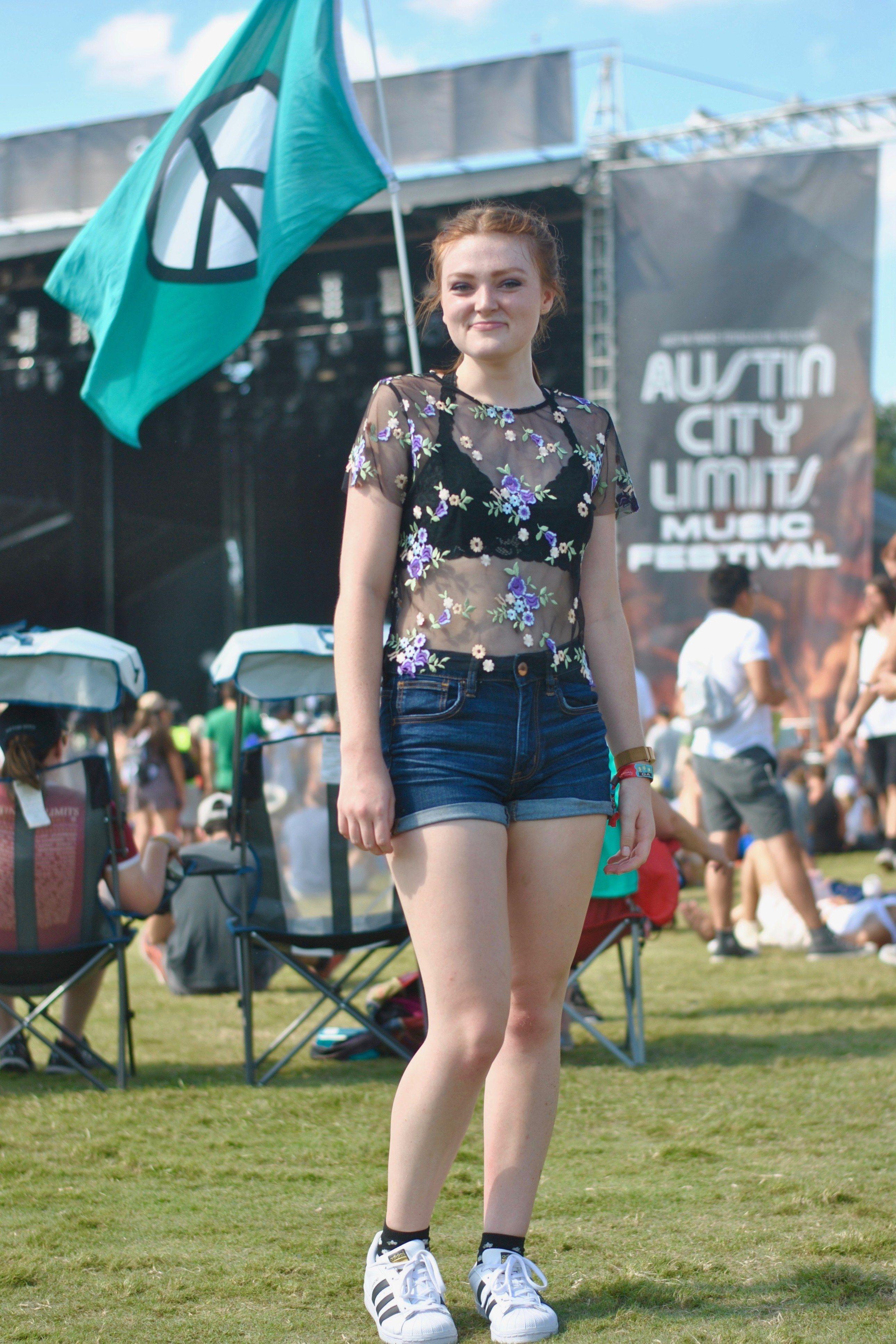 ACL Festival Fashion: Part 1   Austin city limits outfit