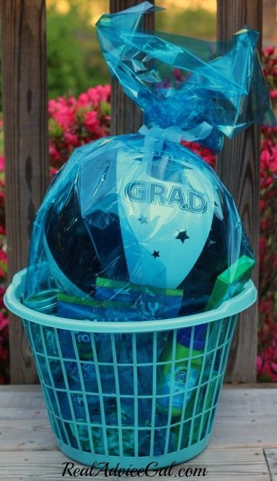 Cool graduation gift idea for a high school graduate. Make ...